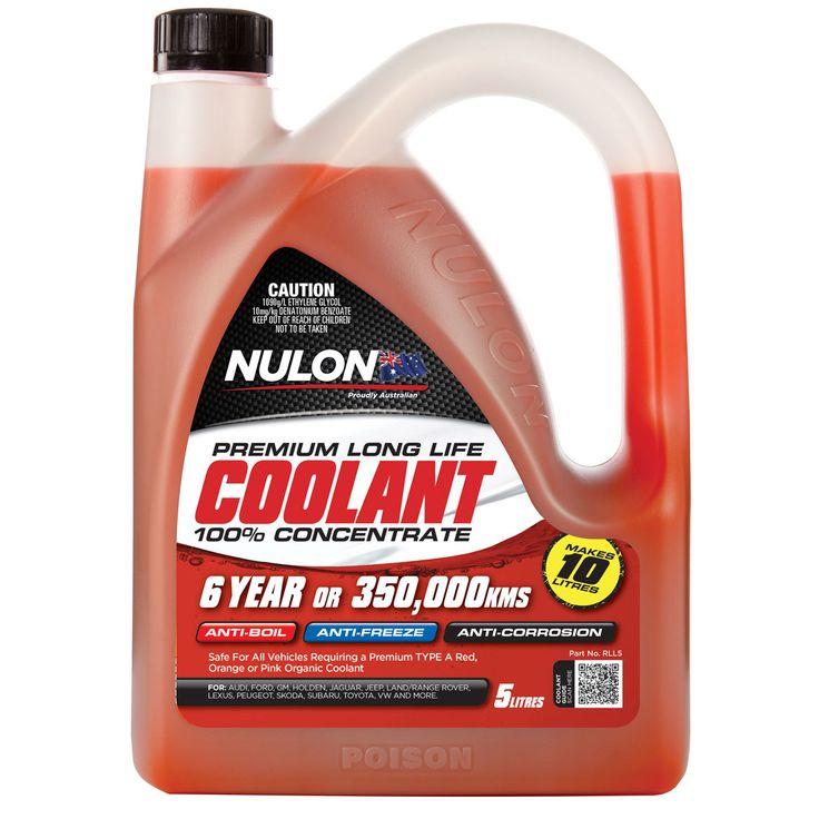 #NULON #COOLANT - L/L RED COOLANT 5 Lt | CarBitz
