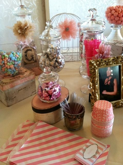 """Photo 4 of 17: Shabby Chic, Vintage Glam / Baby Shower/Sip & See """"Lupita's Baby Shower"""" 