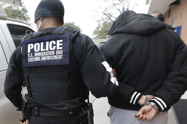 Immigration and Customs Enforcement uses local law enforcement to round up undocumented immigrants—at a hefty cost