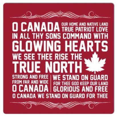 OH Canada!  #IamCanadian #Canada