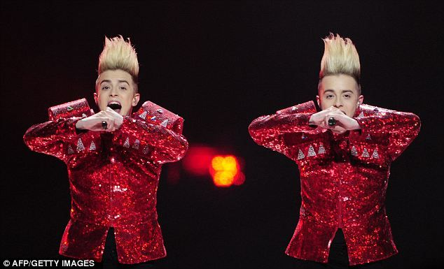 Eurovision 2011: Jedward lose out to winners Azerbaijan | Daily ...