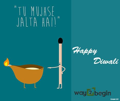 Wish You #HAPPY #DIWALI 2016 Wishing each one of you a very happy and prosperous #Diwali. May this year brings you lots and lots of happiness in life and fulfill all your dreams. As the candlelight flame . Ur life may always be happiness Wish all of u a very happy Diwali 2016 view more : http://www.way2begin.com/