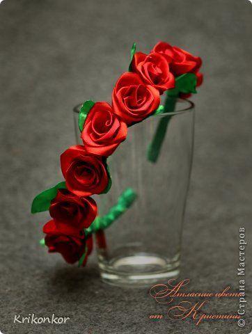 Arquinho de rosas passo a passo - Vale o Clique!