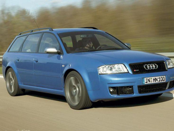 Audi RS6 Avant approved - http://autotras.com