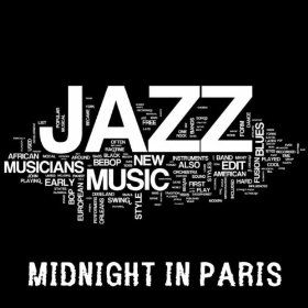 midnight in paris jazz music jazz guitar latin songs. Black Bedroom Furniture Sets. Home Design Ideas