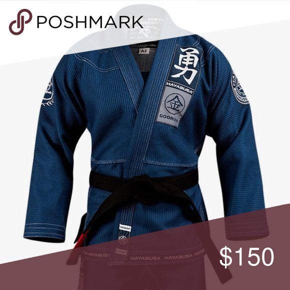 Hayabusa Jiu Jitsu Gi Hayabusa Jiu Jitsu Gi in navy blue size A1 hayabusa Other