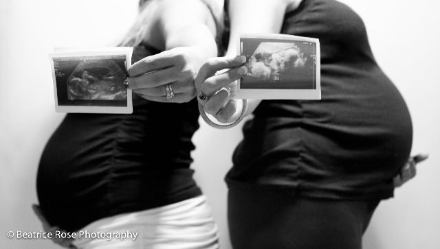 Best Friends maternity shoot :)