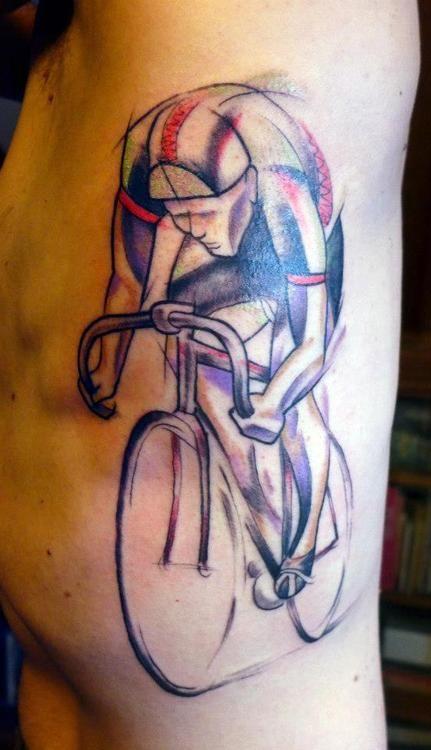 Pretty #bike tat