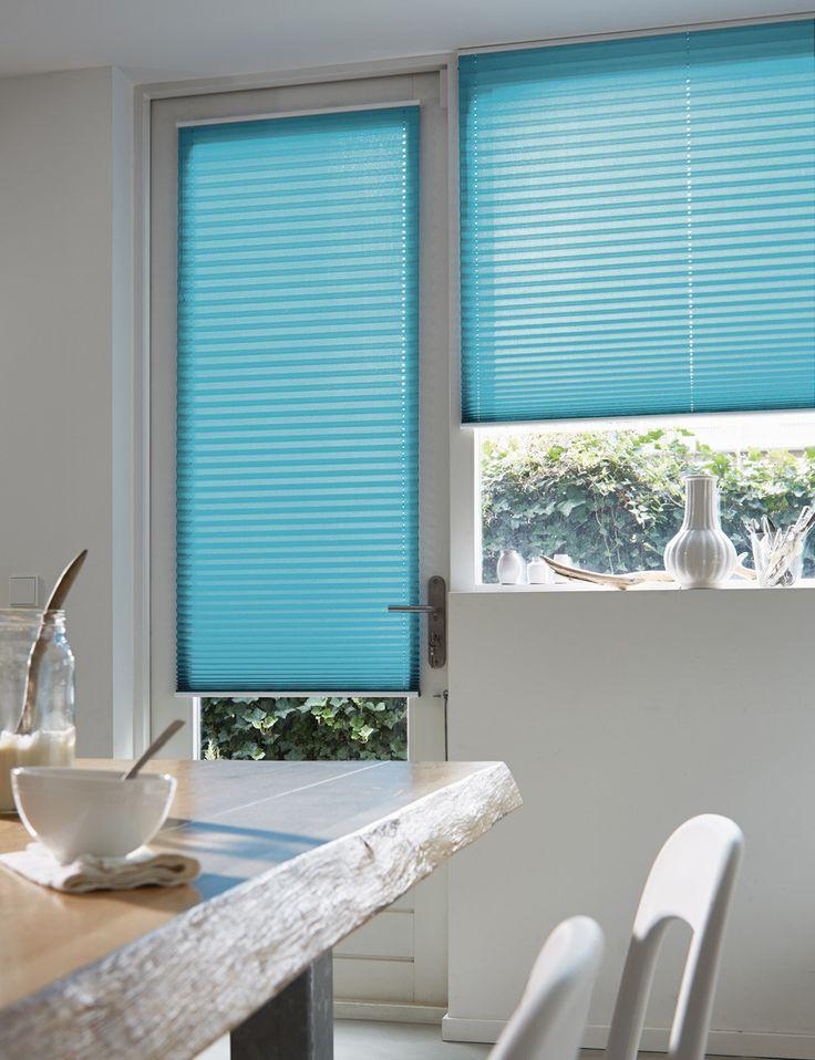 Luxaflex® Plissé Shades - blauw