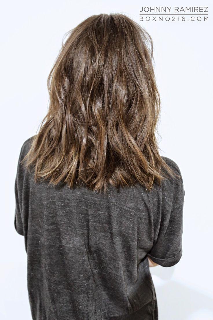 like the back cut