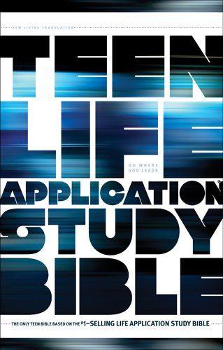 Teen Life Application Study Bible NLT - http://www.darrenblogs.com/2016/12/teen-life-application-study-bible-nlt/