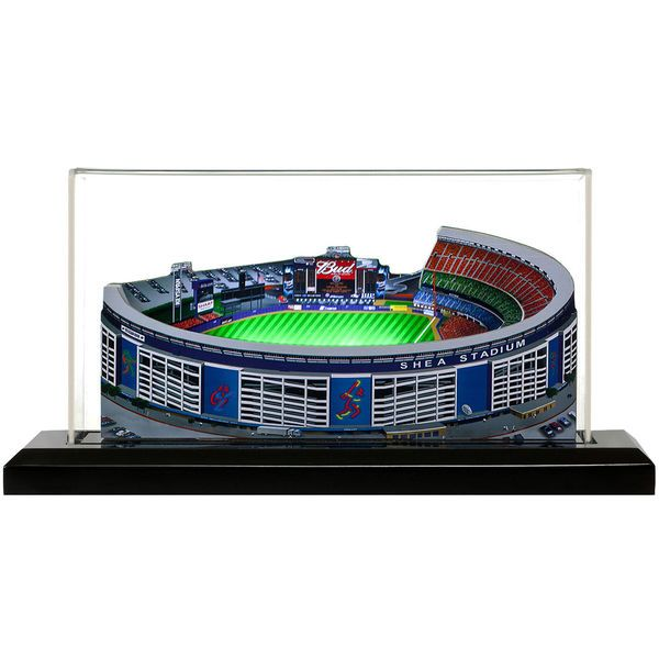 "New York Mets 13"" x 6"" Shea Stadium Light Up Replica Ballpark - $199.99"