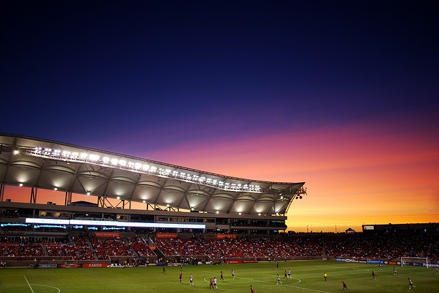 Rio Tinto Stadium - Real Salt Lake
