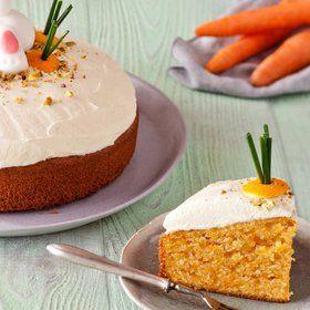 Velikonoční mrkvový dort  Foto: