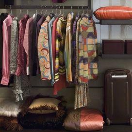 6 idee per sistemare la cabina armadio   Donna Moderna
