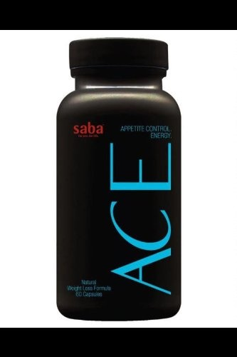Saba ACE A.C.E Appetite Control Energy Dietary Supplement Pills - Just started today and wow it gave me so much energy now to just lose the weight! heard it works.. guess ill see :)