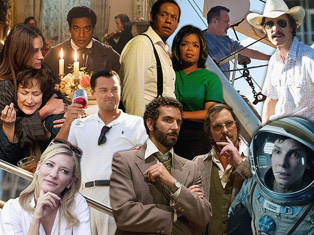 31 Films You'll Be Talking About This Awards Season 2013