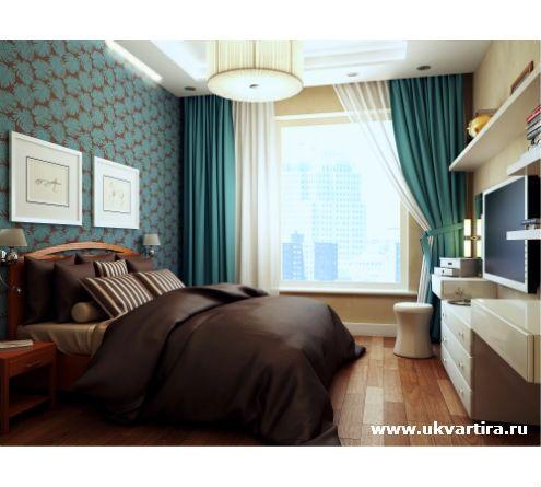 Уютная квартира | Нежная и свежая спальня в духе современного винтажа. Деталь дня: бирюзовый цвет в спальне и его сочетание с другими оттенками