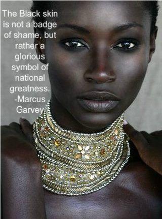 Black Skin Marcus Garvey Quotes My Culture
