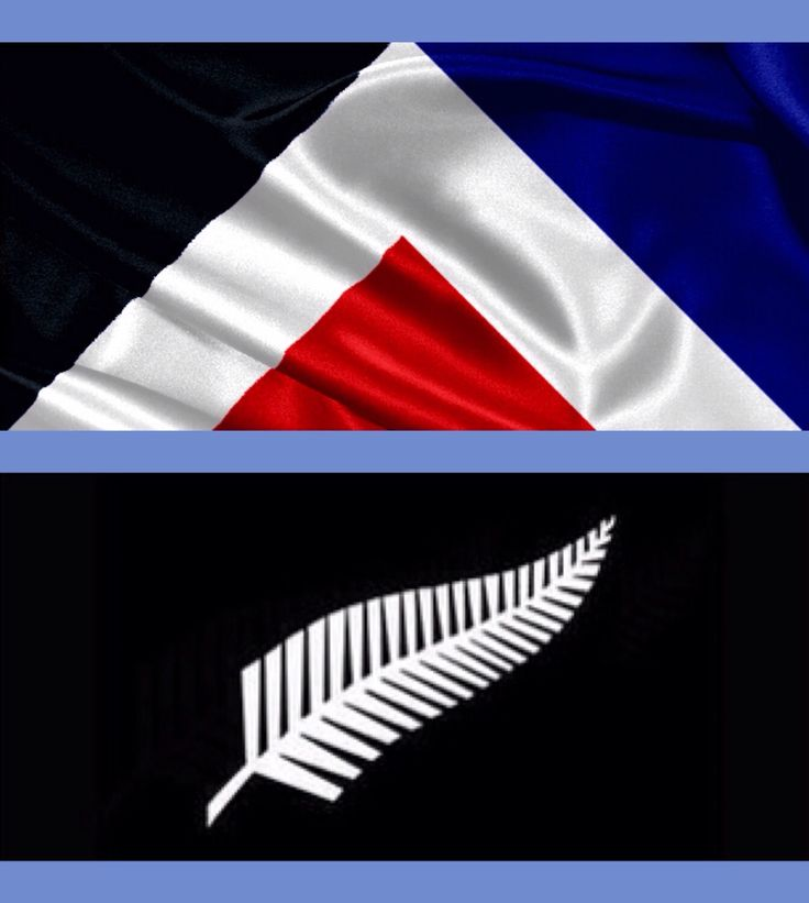 "Red Peak ""plays nicely"" when used alongside the silver fern on black ground. #redpeak #firsttothelight #nzflag"