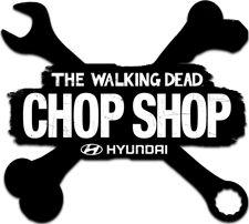 The Walking Dead Chop Shop | Zombie Car Configurator | Hyundai