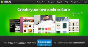Use Shopify to create your online store. http://1.shopifytrack.com/SHB1