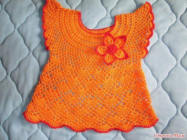 *Блузка для внучки