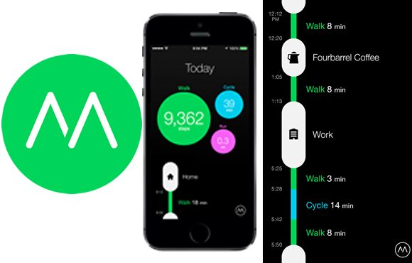 best iphone walk tracking app
