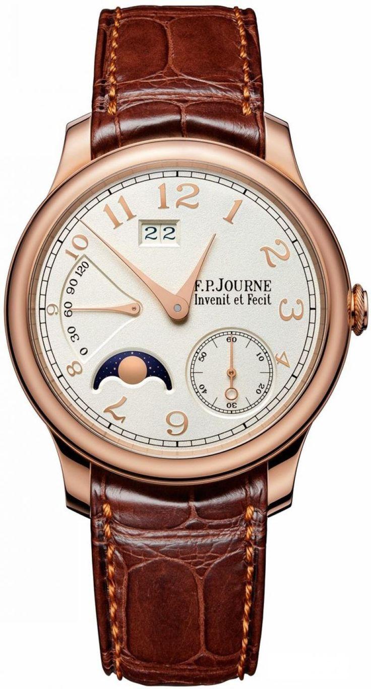 Часы F.P.Journe Octa Lune Rg-Wh