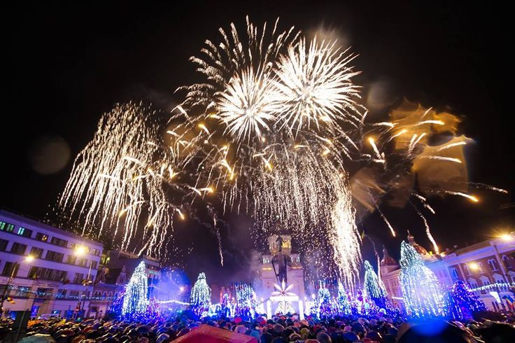 @Cluj Napoca 2014, Happy Bday Romania, 1 december