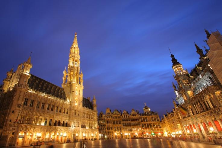 Brüksel, Belçika...