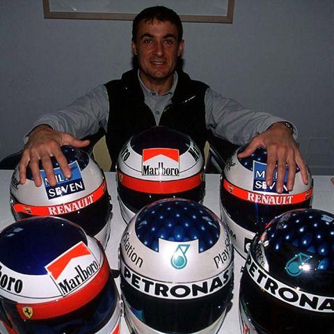 JEAN ALESI #F1 #Formula1 #GrandPrix #GrandPrixF1 #Ferrari #Tyrrell #Benetton #Sauber #Prost #Jordan #Ford #Renault #Honda #LeMans http://www.snaplap.net/driver/jean-alesi/