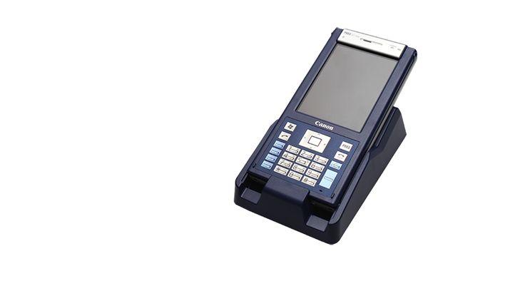 DataFlight Europe AT100 handheld terminal creditcard POS inflight sales duty free