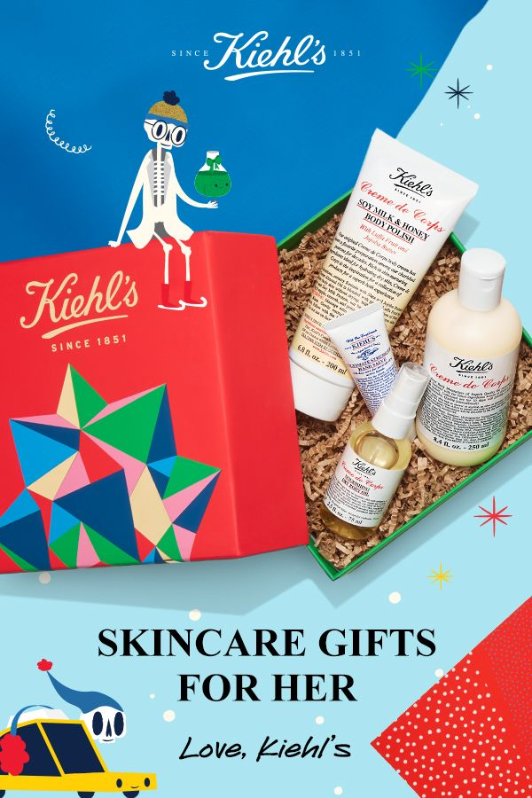 Kiehls Christmas 2020 Sets Gifts for Her | Skin care gifts, Skin care, Dry body oil