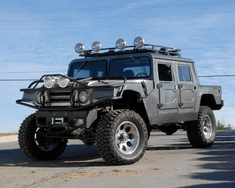 Urban Gorilla #Hummer #Humvee #Rvinyl =========================== http://www.rvinyl.com/Hummer-Accessories.html