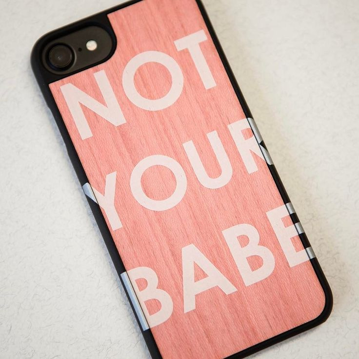 Nothing more to say  Shop our type collection online and in stores  #woodd #notyourbabe #madeinitaly #typography