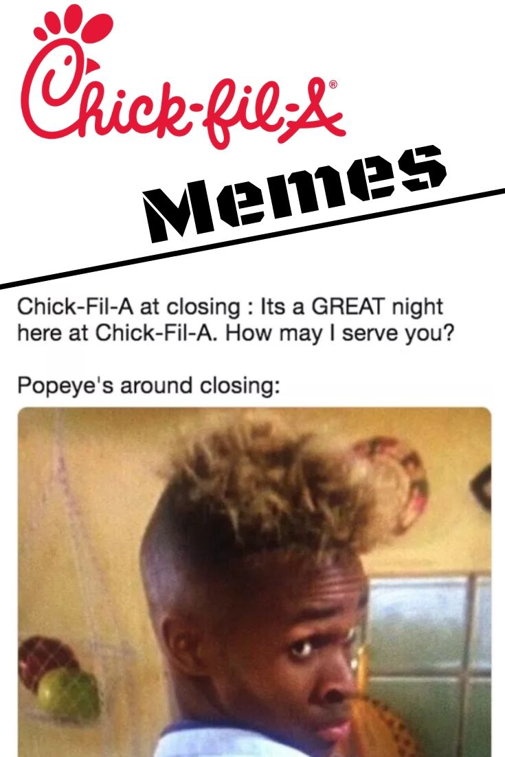 Chick Fil A Vs Popeyes Memes : chick, popeyes, memes