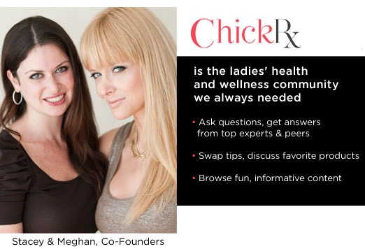 ChickRx - Expert Advice To Get Happy, Healthy & HotWomen'S Health, Health Site, Get Happy, Favorite Products, Community, Women Health, Discussion Favorite, Expert Advice, Work Inspiration