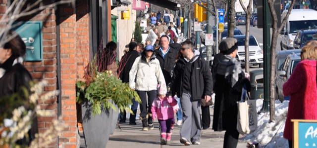 Downtown Oakville Shopping - Shop Local. Show Your Support.