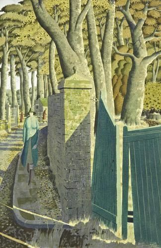 Simon Palmer, 'The village Medium'