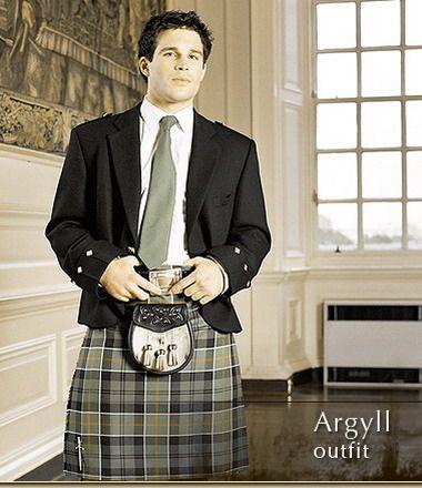 Il kilt scozzese: proud wear !!
