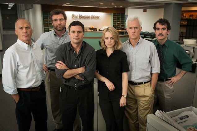 "Michael Keaton, Mark Ruffalo, Rachel McAdams's New Film ""Spotlight"" Trailer / 「Birdman」のMichael Keatonと「Avengers」のMark Ruffaloが共演した映画「Spotlight」の予告編が公開された。"