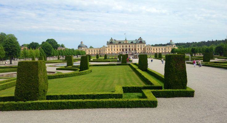 Drottingham palace stockholm