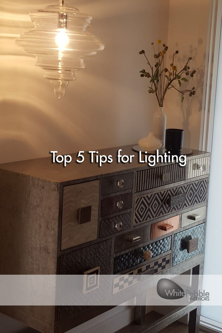 There's more to lighting than downlights. Consider the alternatives to create excellent sources of light, and a lovely ambience.