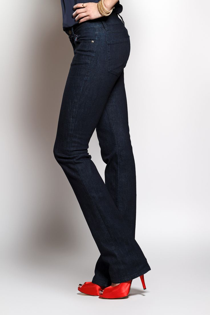 Kimora Slim Boot Jeans By Tall Water Denim 38 Inseam