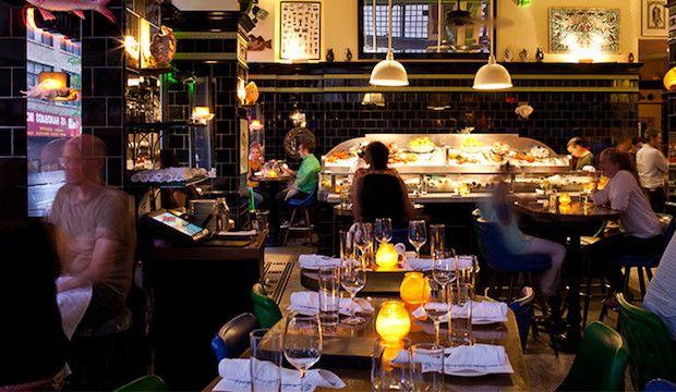 John Dory Oyster Bar, NYC