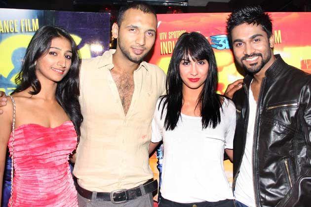 ABCD: Remo D'Souza, Salman Yusuff Khan at the success party