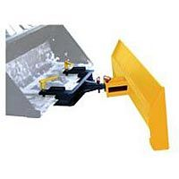 Paynes Clamp on Push Blade Skid Steer Attachment 48in Wide