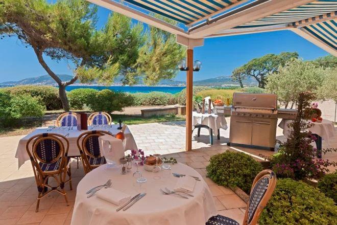 Korzika a hotel Club Marina Viva**** a nádherný výhľad  tomu :) #view #korsica #sea #beauty #resturant https://www.zlavomat.sk/zlava/559887-all-inclusive-dovolenka-na-korzike-letecky