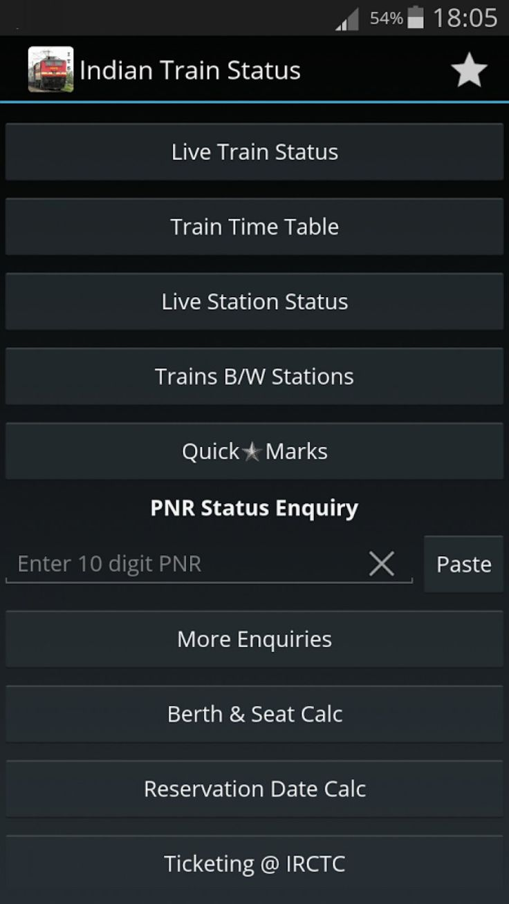 Requirements: 2.3+ Overview: Indian Train Status Application Download APP APK Android Online From Free APK Downloader APK Installer Select category …